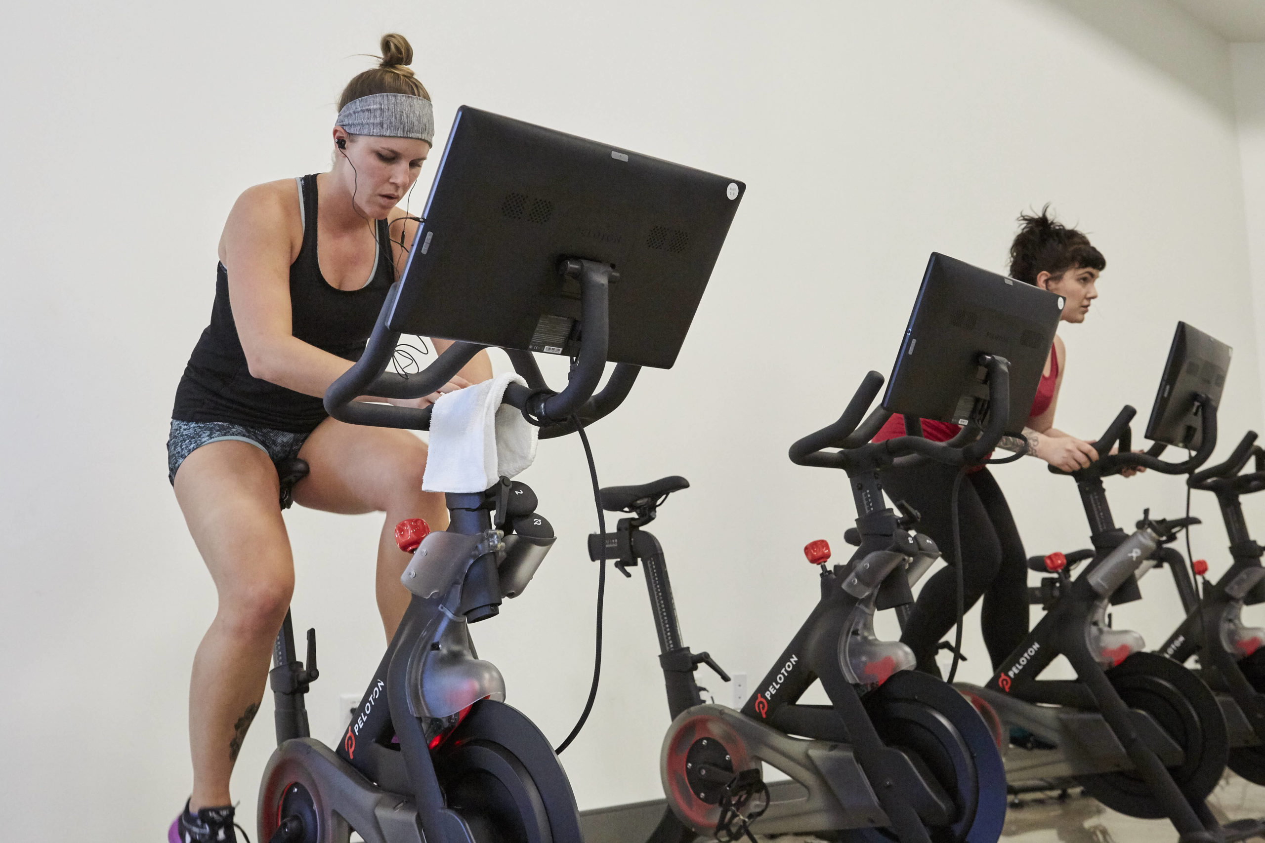Alive by Raintree gym exercise bikes