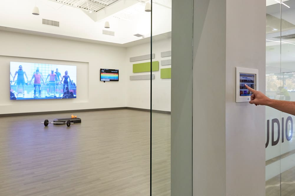 virtual group fitness classes